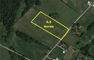 Greene County Residential Lots & Land For Sale: 6 Acres Spring Valley-Alpha Road