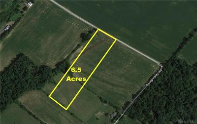 Greene County Residential Lots & Land For Sale: 6.5 Acres Spring Valley-Alpha Road