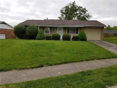 Troy Single Family Home Pending/Show for Backup: 1367 Sheridan Court
