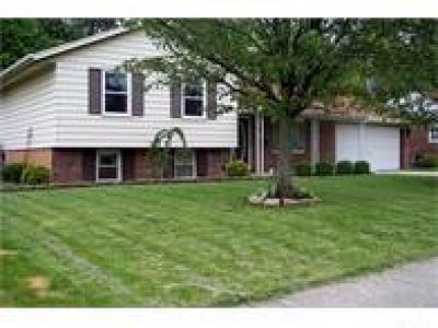 Vandalia Single Family Home For Sale: 459 Halifax Drive