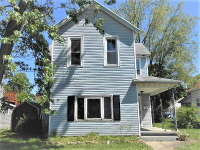 Springfield Single Family Home For Sale: 1910 Mound Street
