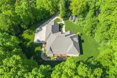 Springboro Single Family Home Pending/Show for Backup: 434 Chapel Drive