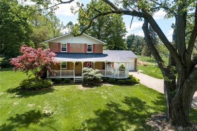 Vandalia Single Family Home For Sale: 1130 Furnas Road