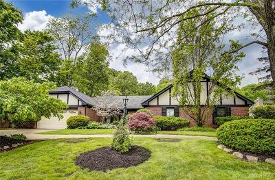 Dayton Single Family Home For Sale: 1717 Edith Marie Drive