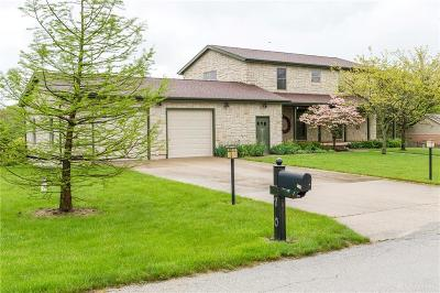 Springfield OH Single Family Home Pending/Show for Backup: $217,000
