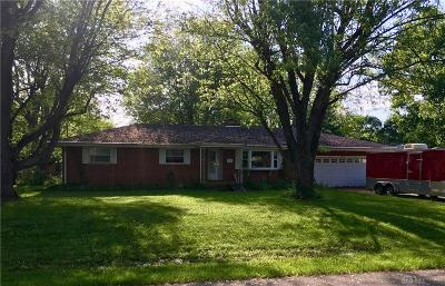 Enon Vlg Single Family Home Pending/Show for Backup: 262 Green Vista Drive