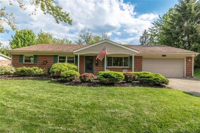 Montgomery County Single Family Home For Sale: 1060 Pepper Hill Drive