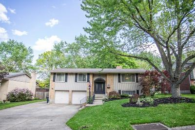 Kettering Single Family Home For Sale: 4572 Timberwilde Drive