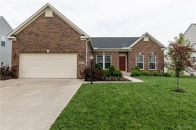 Tipp City Single Family Home For Sale: 4356 Bergamot Drive