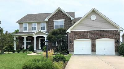 Bellbrook Single Family Home Pending/Show for Backup: 3169 Bugle Bluff Drive
