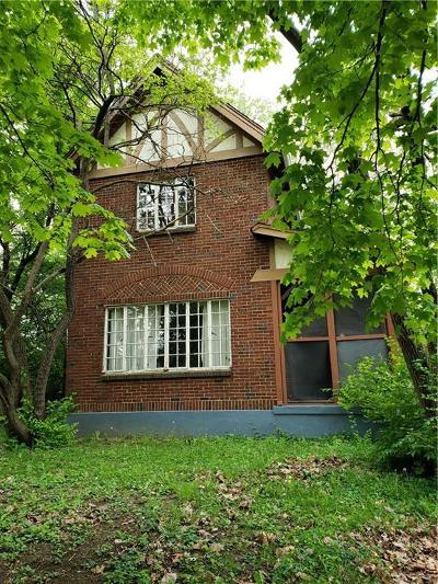 Dayton Single Family Home For Sale: 1520 Kumler Avenue