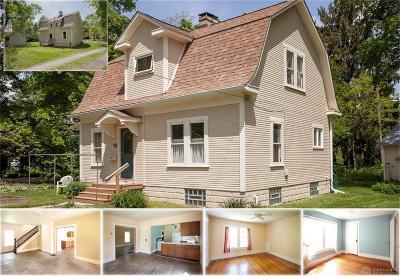 Yellow Springs Single Family Home Pending/Show for Backup: 113 Whiteman Street