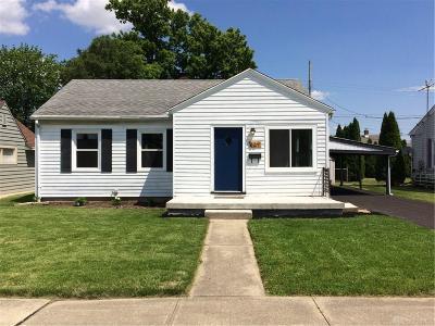 Fairborn Single Family Home Pending/Show for Backup: 567 Margaret Drive
