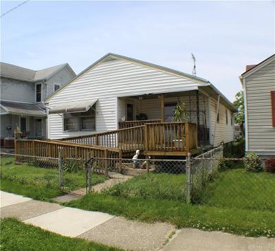 Dayton Single Family Home For Sale: 909 Milburn Avenue