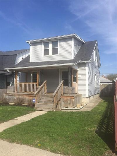 Dayton Single Family Home For Sale: 358 Deeds Avenue