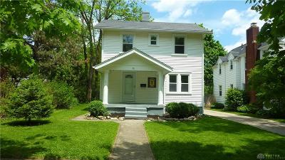 Oakwood Single Family Home For Sale: 211 Hadley Avenue