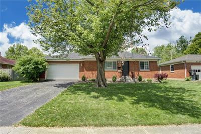 Vandalia Single Family Home Pending/Show for Backup: 223 Ranchview Drive