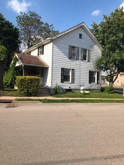 Brookville Single Family Home For Sale: 39 Jefferson Street