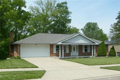 Montgomery County Single Family Home Pending/Show for Backup: 103 Crest Hill Avenue