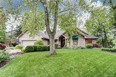 Montgomery County Single Family Home Pending/Show for Backup: 2021 Aspen Ridge Court