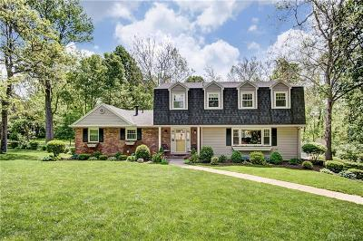 Montgomery County Single Family Home Pending/Show for Backup: 6020 Gothic Place