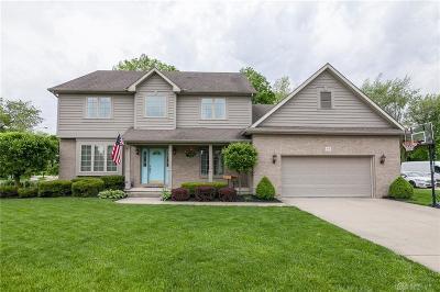West Milton Single Family Home For Sale: 95 Black Oak Drive