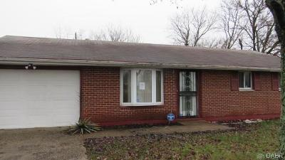Dayton Single Family Home For Sale: 5306 Rockport Avenue
