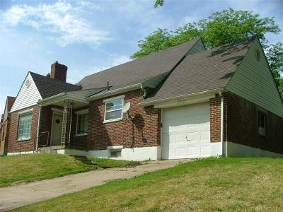 Dayton Single Family Home For Sale: 2821 Oxford Avenue