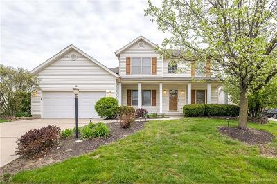 Dayton Single Family Home For Sale: 3951 Saddle Ridge Circle