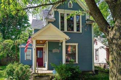 Montgomery County Single Family Home For Sale: 654 Oak Street