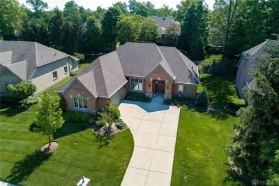 Montgomery County Single Family Home For Sale: 6824 Rose Glen Drive
