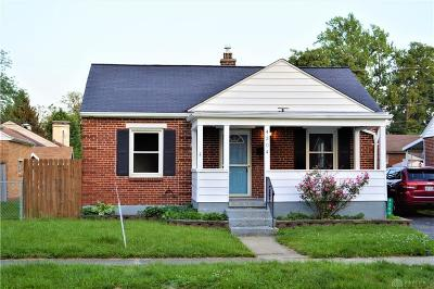 Montgomery County Single Family Home For Sale: 4204 Ellery Avenue