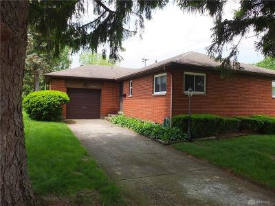 Montgomery County Single Family Home For Sale: 3721 Mengel Drive