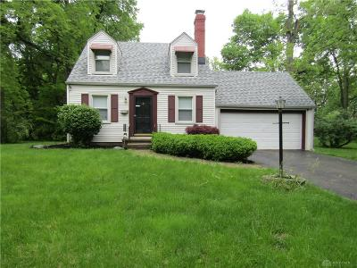Montgomery County Single Family Home For Sale: 401 Anniston Drive