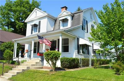 Troy Single Family Home For Sale: 410 Mulberry Street
