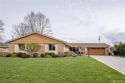 New Carlisle Single Family Home For Sale: 603 Washington Street