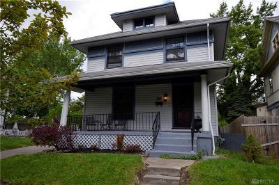 Dayton Single Family Home Pending/Show for Backup: 329 Rockwood Avenue