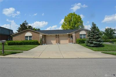 Dayton Multi Family Home For Sale: 701 703 Green Feather Court
