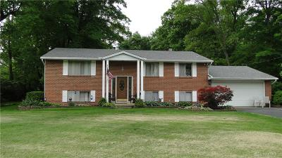 Tipp City Single Family Home For Sale: 410 Michaels Road