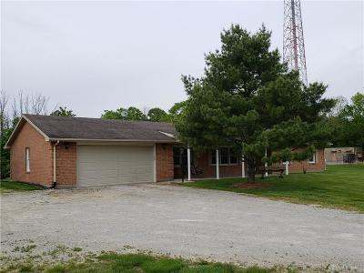 Xenia OH Single Family Home For Sale: $225,000
