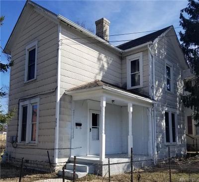 Xenia Single Family Home For Sale: 233 Detroit Street