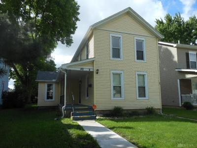 Dayton Single Family Home Pending/Show for Backup: 40 Pease Avenue
