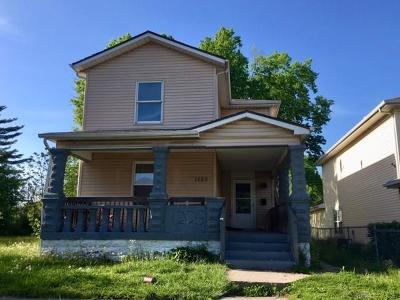 Dayton Single Family Home For Sale: 1225 1st Street