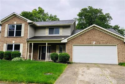 Dayton Single Family Home For Sale: 8816 Deer Valley Drive