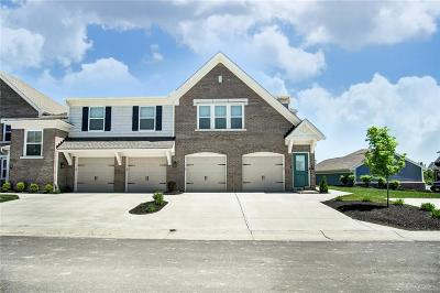 Springboro Single Family Home For Sale: 16 Old Pond Road