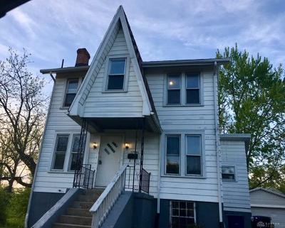 Dayton Single Family Home For Sale: 3709 Kings Highway