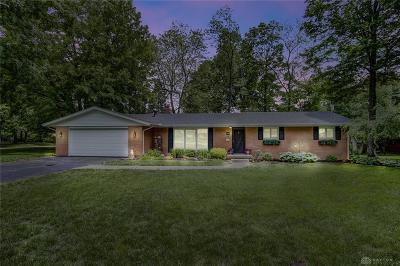 Beavercreek Single Family Home Pending/Show for Backup: 1412 Fudge Drive