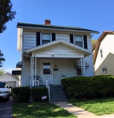 Dayton OH Single Family Home For Sale: $35,100