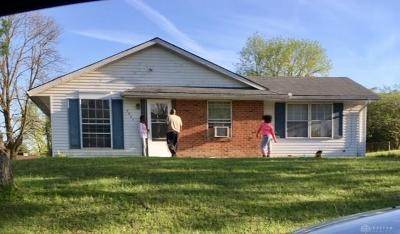 Dayton OH Single Family Home For Sale: $36,100