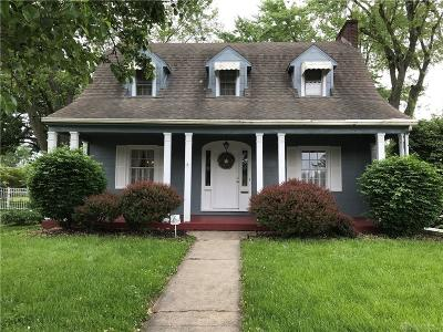Fairborn Single Family Home For Sale: 600 Central Avenue